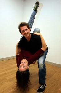 Mireia Iragui y Daniel Varona
